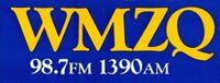 WMZQ 98.7 FM AM 1390