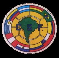 Conmebol old logo