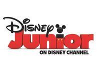 Disney Junior On Disney Channel Logo