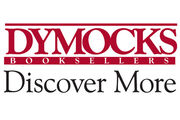 Dymocks old with slogan