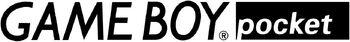 Gameboy pocket logo