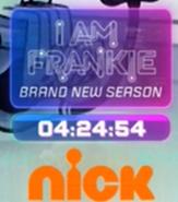 I am Frankie new season countdown