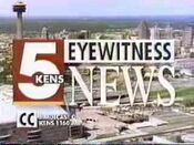 KENS TV Eyewitness News 1995 Open