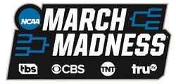 March Madness 2018 logo