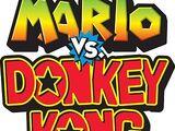 Mario vs. Donkey Kong (video game)