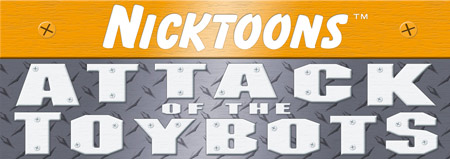 Nicktoons Attack of the Toybots