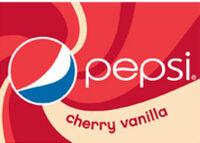 Pepsi Cherry Vanilla 2010