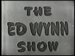 The Ed Wynn Show alt