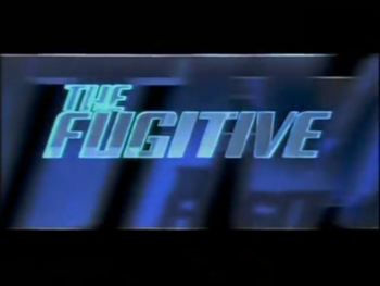 The Fugitive (2000) title card