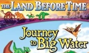 The Land Before Time 9 logo