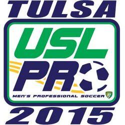 Tulsa USL PRO logo
