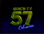 Wach-tv logo late 80s and early 90s