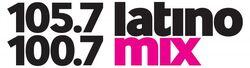 105.7 100.7 Latino Mix KVVF-KVVZ