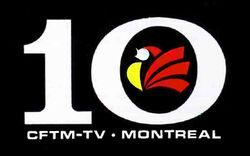 CFTM-TV 1966 logo