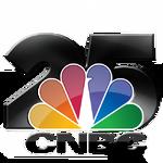 CNBC 25 logo