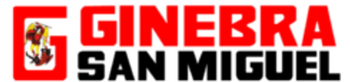 Ginebra San Miguel logo 1985