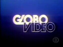 Globo Video Logo 1981
