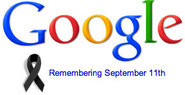 Google Remembering September 11th