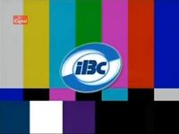 IBC-13 2D logo on screen bug Test Card