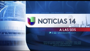 Kdtv noticias univision 14 6pm package 2014