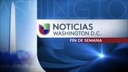 Wfdc noticias univision washington fin de semana package 2013