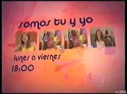 Boomerang LA Somos Tu Y Yo 208