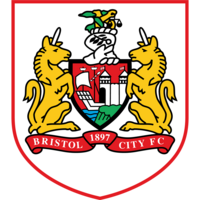 Bristol City FC logo (introduced 2015)