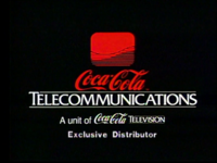 Coca-Cola Telecommunications - Exclusive Distributor