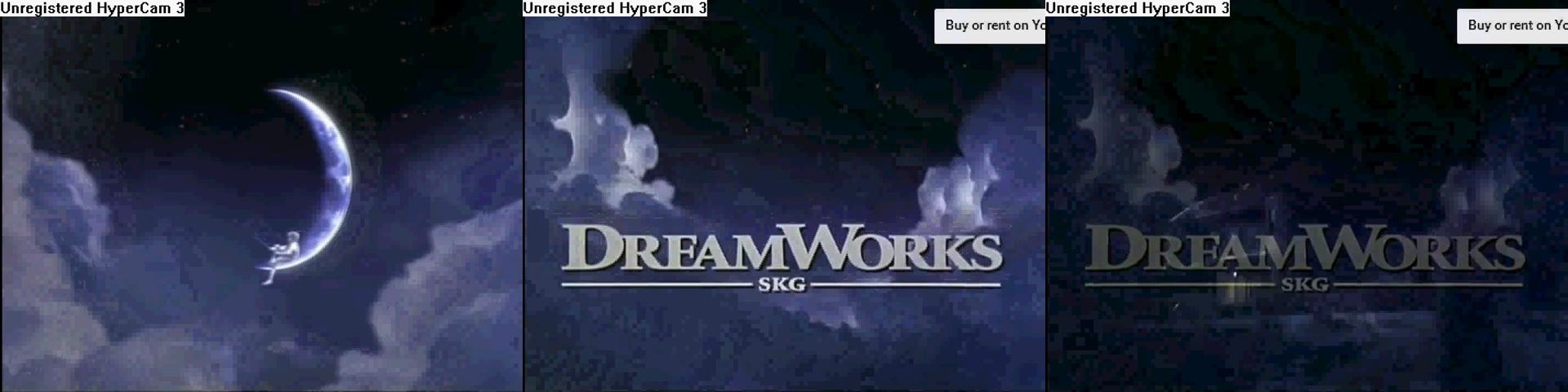 image dreamworks skg logo rare trailer variant jpg logopedia