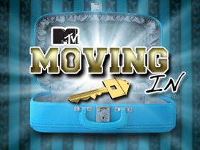 MTV's Moving In Logo