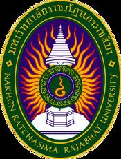 Nakhon Ratchasima Rajabhat Logo 2004