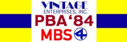 PBA on MBS 4 1984 Vintage Sports