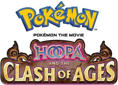 Pokemon Hoopa movie logo