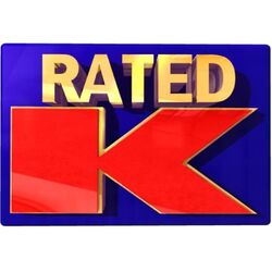 Rated K 2014 logo