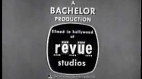 Revue Studios Logo (1958) With A Bachelor Production