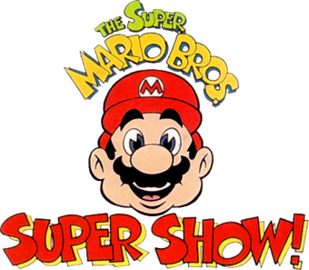 The Super Mario Bros Super Show Logopedia Fandom