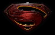 Superman Man of Steel symbol