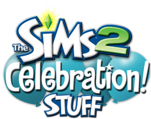 The Sims 2 - Celebration! Stuff