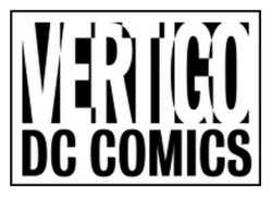Vertigo dc comics logo