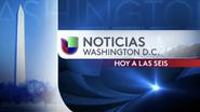 Wfdc noticias univision washington 6pm package 2013
