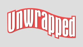 UNWRAPPED logo