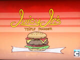 Juicy Jr's Triple Pounder