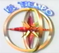 El tiempo Mega 1998