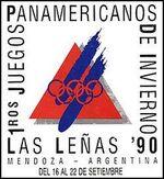 Juegos Panamericanos de Invierno de 1990