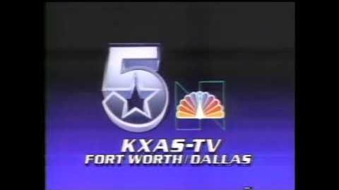 KXAS-TV Station ID (1983-84)