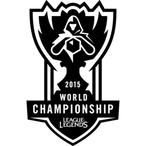 LoL Worlds 2015 logo