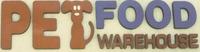 PetFood Warehouse Logo