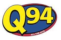 Q94 WRVQ logo