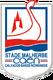 SM Caen logo (2006-2007)