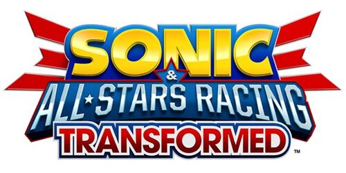 Sonic All-Stars Racing Transformed logo